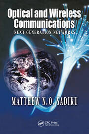 Optical and Wireless Communications - 1st Edition book cover