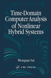 Time-Domain Computer Analysis of Nonlinear Hybrid Systems
