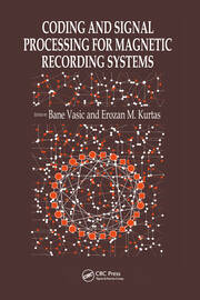 Coding and Signal Processing for Magnetic Recording Systems