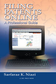 Filing Patents Online - 1st Edition book cover