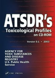 ATSDR's Toxicological Profiles on CD-ROM, Version 5: 2003