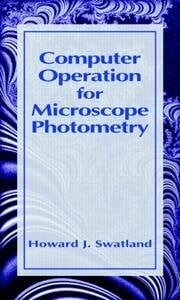 Computer Operation for Microscope Photometry