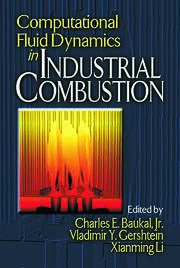 Computational Fluid Dynamics in Industrial Combustion