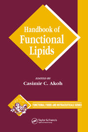 Handbook of Functional Lipids