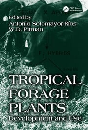 Tropical Forage Plants - 1st Edition book cover
