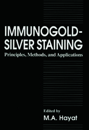 Immunogold-Silver Staining: Principles, Methods, and Applications