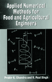 Applied Numerical Methods for Food and Agricultural Engineers - 1st Edition book cover