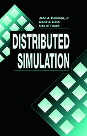Distributed Simulation - 1st Edition book cover