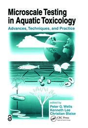 Microscale Testing in Aquatic Toxicology - 1st Edition book cover