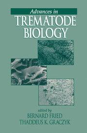 Advances in Trematode Biology