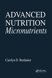 Advanced Nutrition Micronutrients