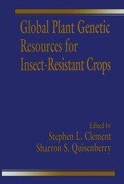 Global Plant Genetic Resources for Insect-Resistant Crops