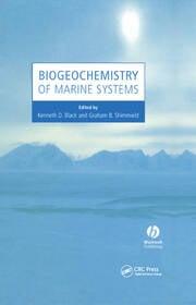 Biogeochemistry of Marine Systems - 1st Edition book cover