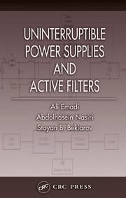 Uninterruptible Power Supplies and Active Filters