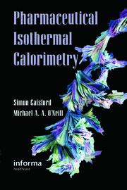Pharmaceutical Isothermal Calorimetry