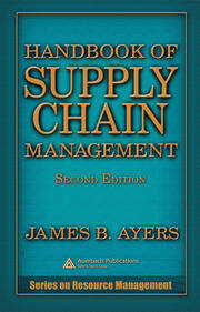 Handbook of Supply Chain Management