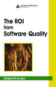 The ROI from Software Quality - 1st Edition book cover