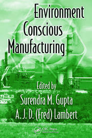 Environment Conscious Manufacturing