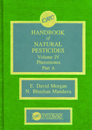 Handbook of Natural Pesticides - 1st Edition book cover