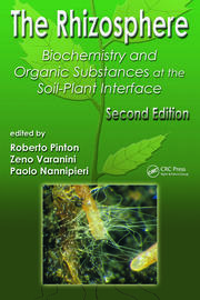 The Rhizosphere - 2nd Edition book cover