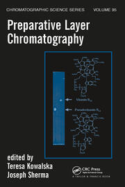 Preparative Layer Chromatography - 1st Edition book cover