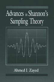 Advances in Shannon's Sampling Theory