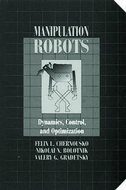 Manipulation RobotsDynamics, Control, and Optimization