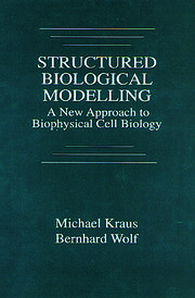 Structured Biological Modelling: A New Approach to Biophysical Cell Biology