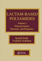 Lactam-based Polyamides, Volume I - 1st Edition book cover