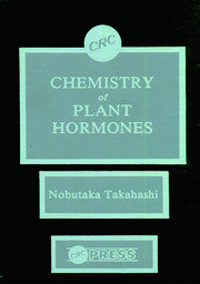 Chemistry of Plant Hormones - 1st Edition book cover