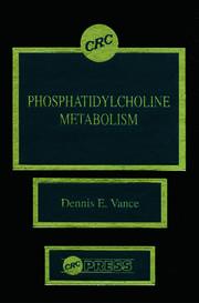 Phosphatidylcholine Metabolism - 1st Edition book cover