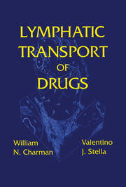 Lymphatic Transport of Drugs - 1st Edition book cover