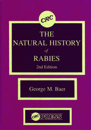 The Natural History of Rabies - 2nd Edition book cover