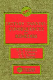 Dietary Tannins: Consequences and Remedies