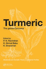 Turmeric - 1st Edition book cover