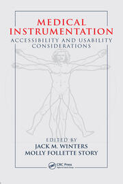 Medical Instrumentation: Accessibility and Usability Considerations