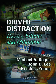 Driver Distraction - 1st Edition book cover