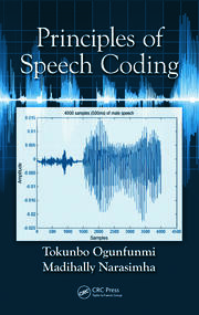 Principles of Speech Coding - 1st Edition book cover