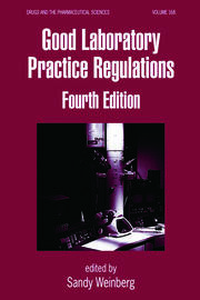Good Laboratory Practice Regulations