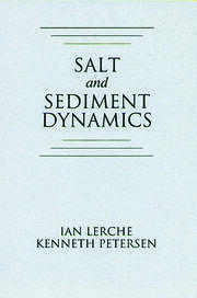 Salt and Sediment Dynamics - 1st Edition book cover