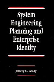 System Engineering Planning and Enterprise Identity