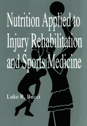 Nutrition Applied to Injury Rehabilitation and Sports Medicine - 1st Edition book cover
