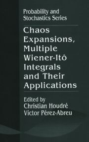Chaos Expansions, Multiple Wiener-Ito Integrals, and Their Applications