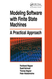 Modeling Software with Finite State Machines: A Practical Approach