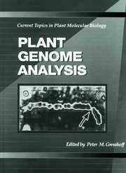 Plant Genome Analysis: Current Topics in Plant Molecular Biology