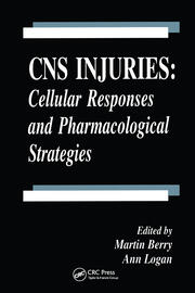 CNS Injuries: Cellular Responses and Pharmacological Strategies