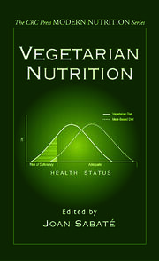 Vegetarian Nutrition - 1st Edition book cover