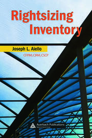 Rightsizing Inventory