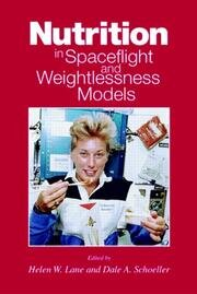 Nutrition in Spaceflight and Weightlessness Models