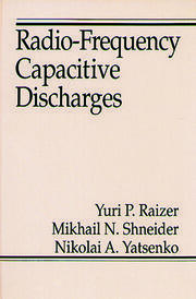 Radio-Frequency Capacitive Discharges